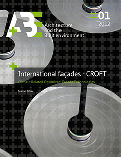 International Façades - CROFT by Marcel Bilow (cover)