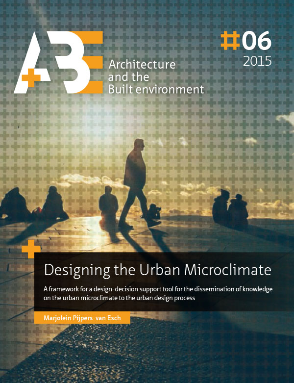 View No. 6 (2015): Designing the Urban Microclimate