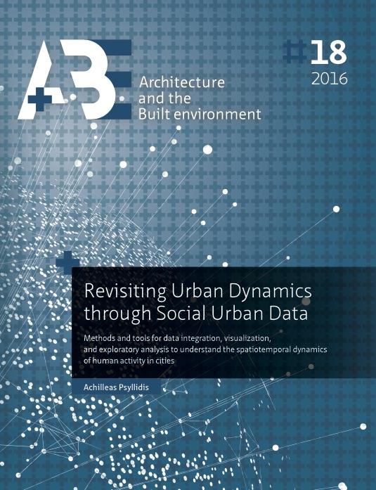 View No. 18 (2016): Revisiting Urban Dynamics through Social Urban Data