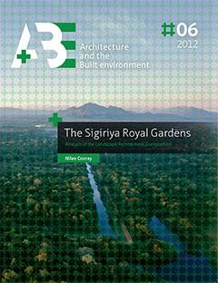 View No. 6 (2012): The Sigiriya Royal Gardens