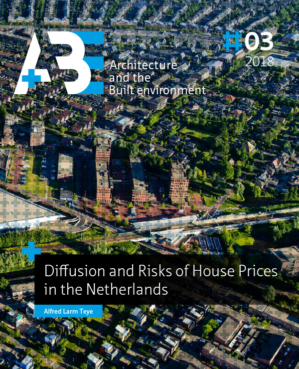 View No. 3 (2018): Diffusion and Risks of House Prices in the Netherlands