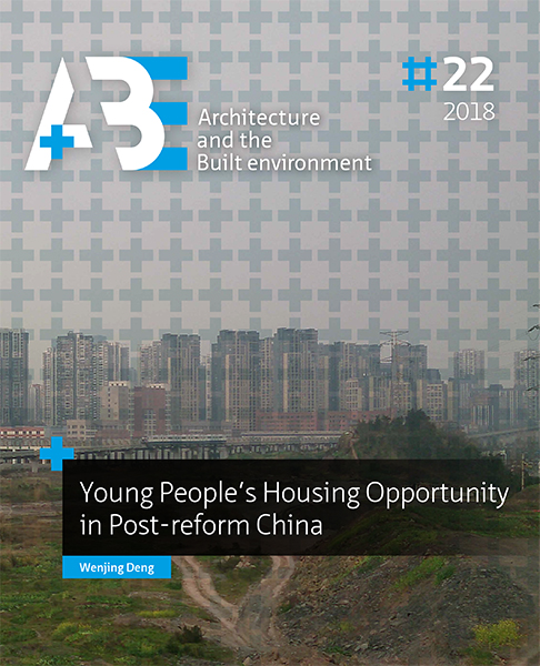View No. 22 (2018): Young People's Housing Opportunity in Post-reform China