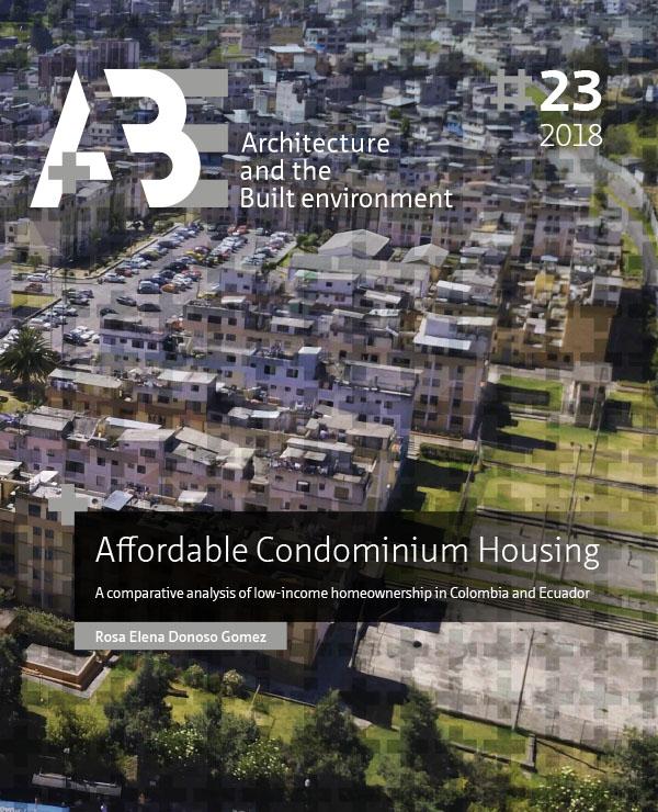 View No. 23 (2018): Affordable Condominium Housing