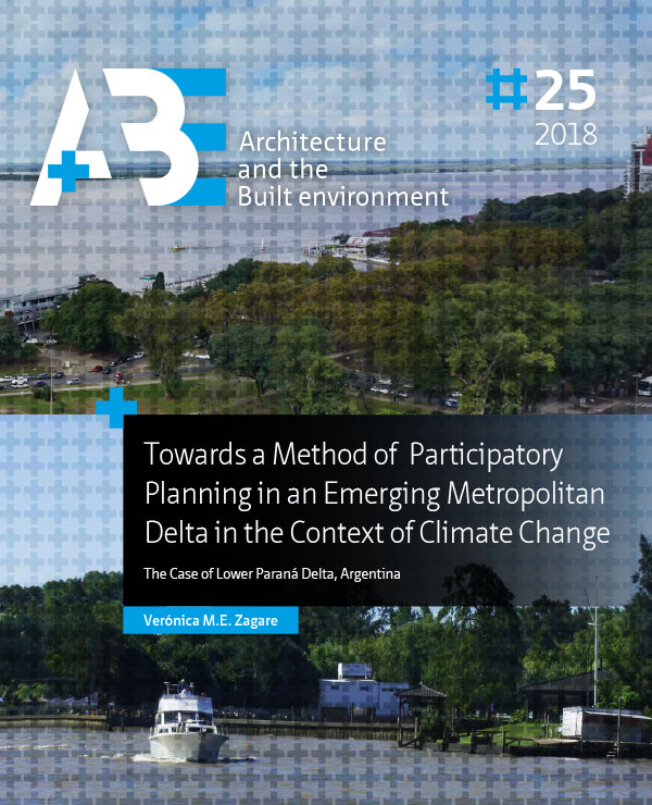 View No. 25 (2018): Towards a Method of Participatory Planning in an Emerging Metropolitan Delta in the Context of Climate Change