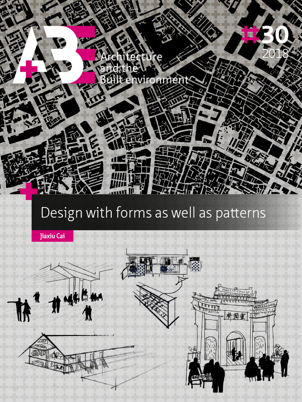 View No. 30 (2018): Design with forms as well as patterns