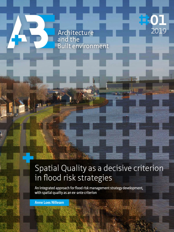 View No. 1 (2019): Spatial Quality as a decisive criterion in flood risk strategies
