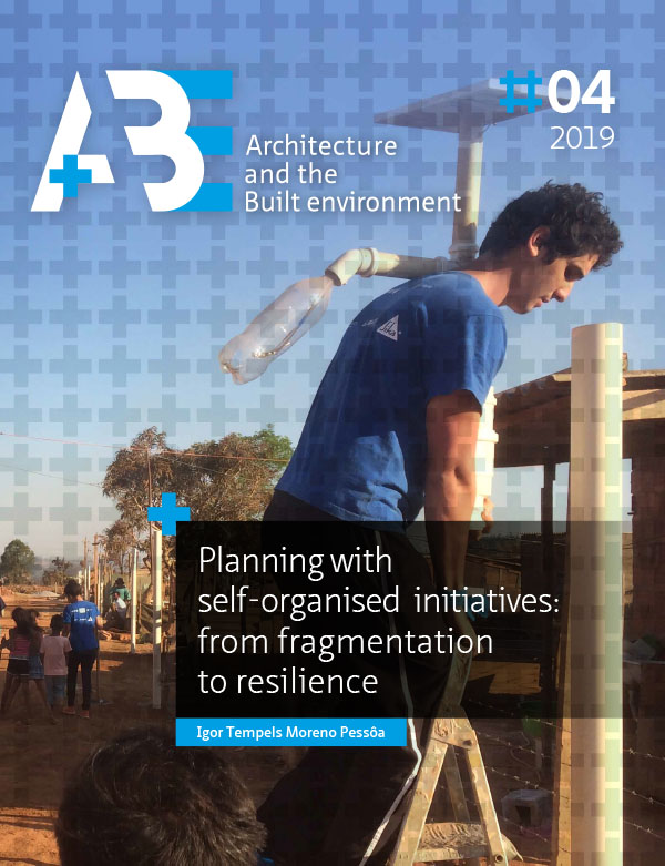 View No. 4 (2019): Planning with self‑organised initiatives
