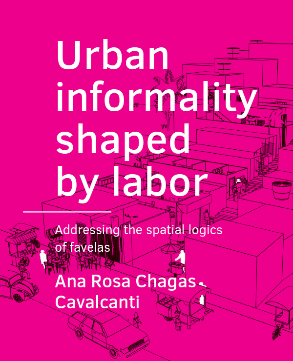 View No. 8 (2019): Urban informality shaped by labor