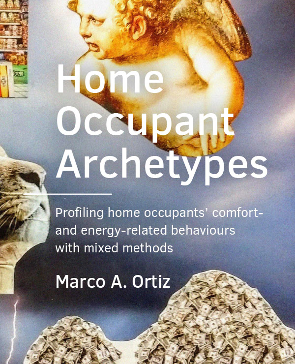 View No. 5 (2019): Home Occupant Archetypes