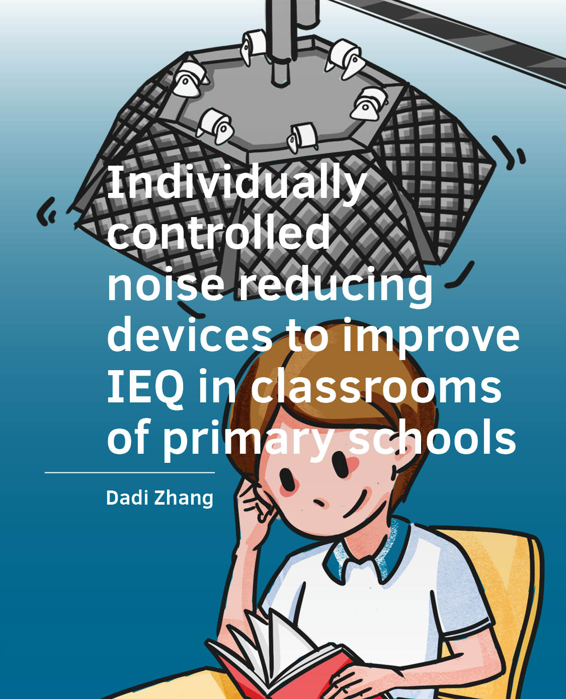View No. 10 (2020): Individually controlled noise reducing devices to improve IEQ in classrooms of primary schools