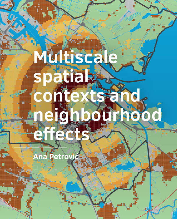 View No. 15 (2020): Multiscale spatial contexts and neighbourhood effects