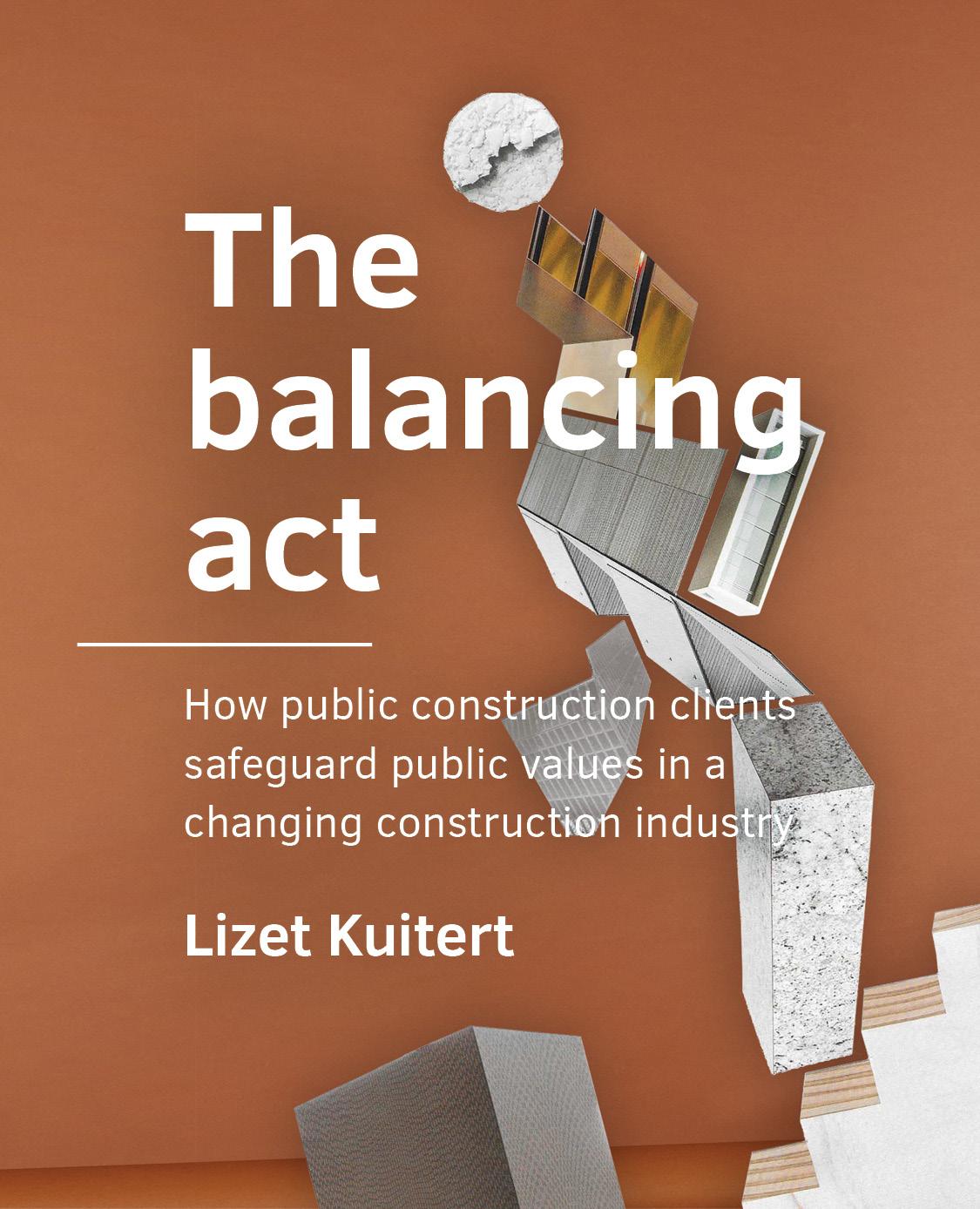 View No. 06 (2021): The  balancing  act