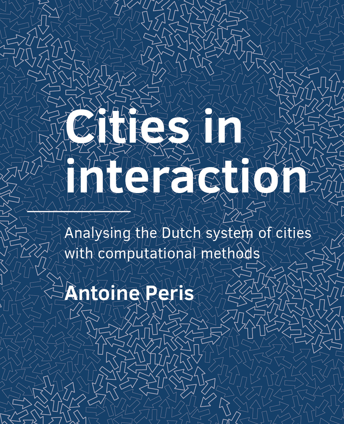 View No. 07 (2021): Cities in interaction