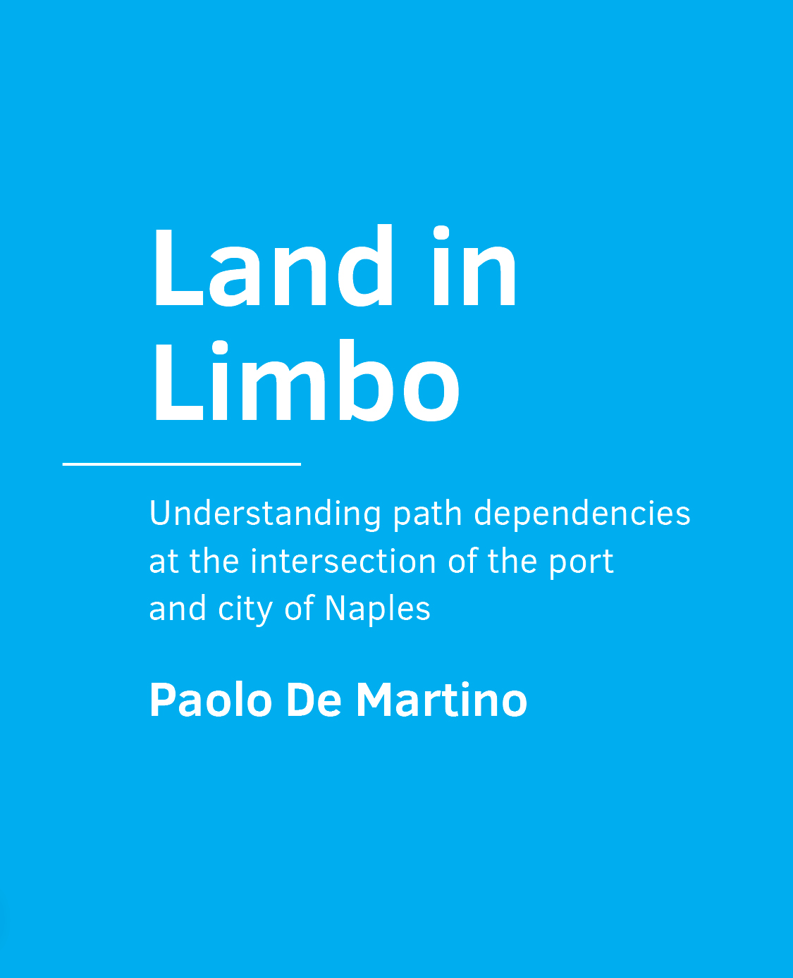 View No. 09 (2021): Land in Limbo