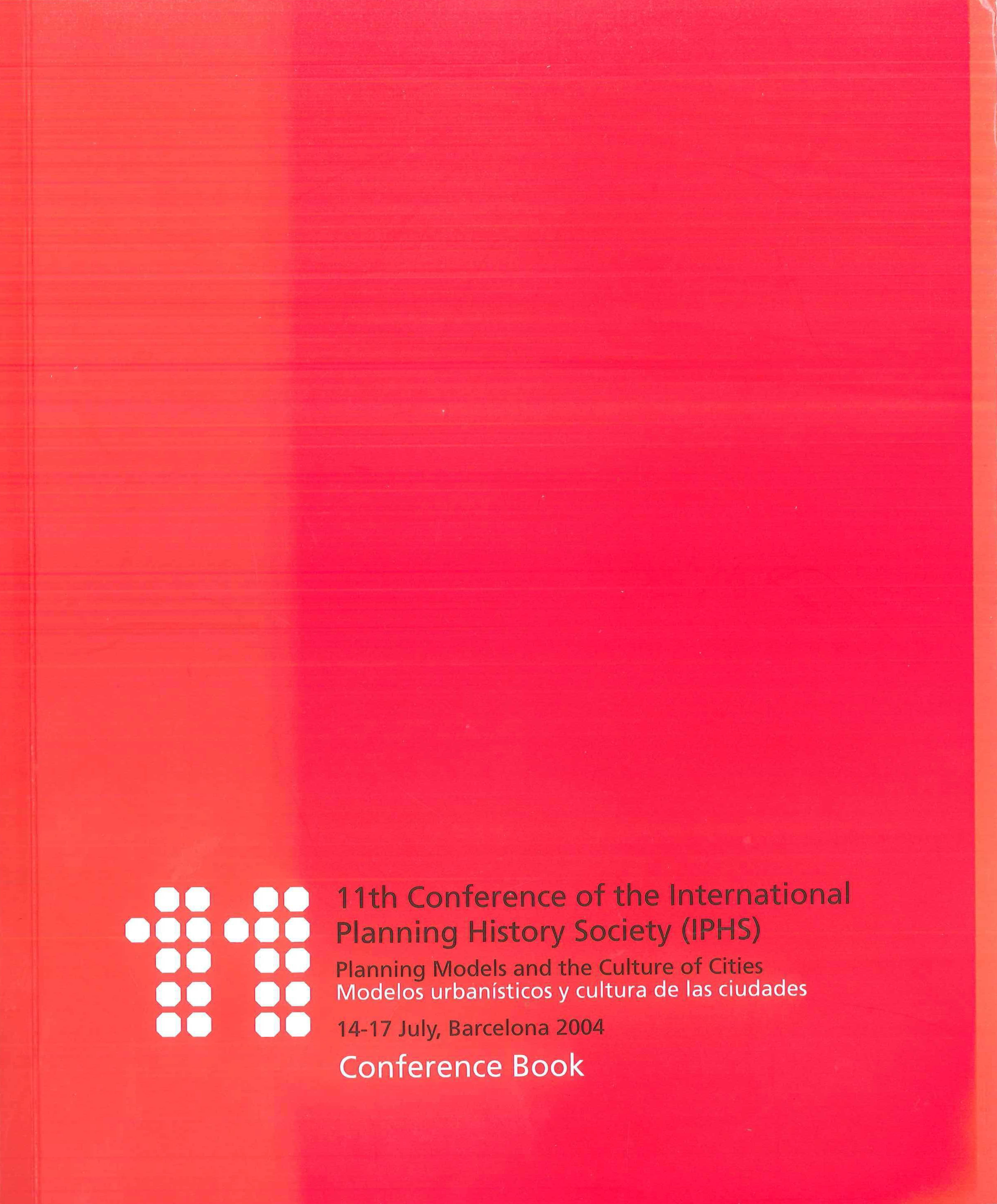 View Vol. 11 No. 1 (2004): Planning models and the Culture of Cities