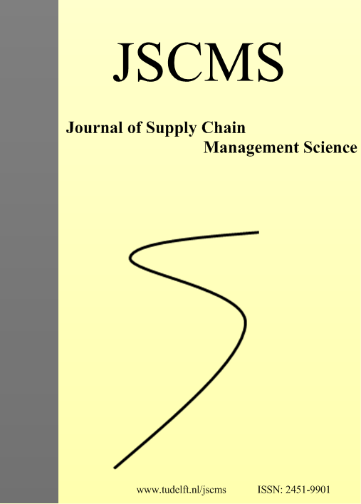 Journal of Supply Chain Management Science