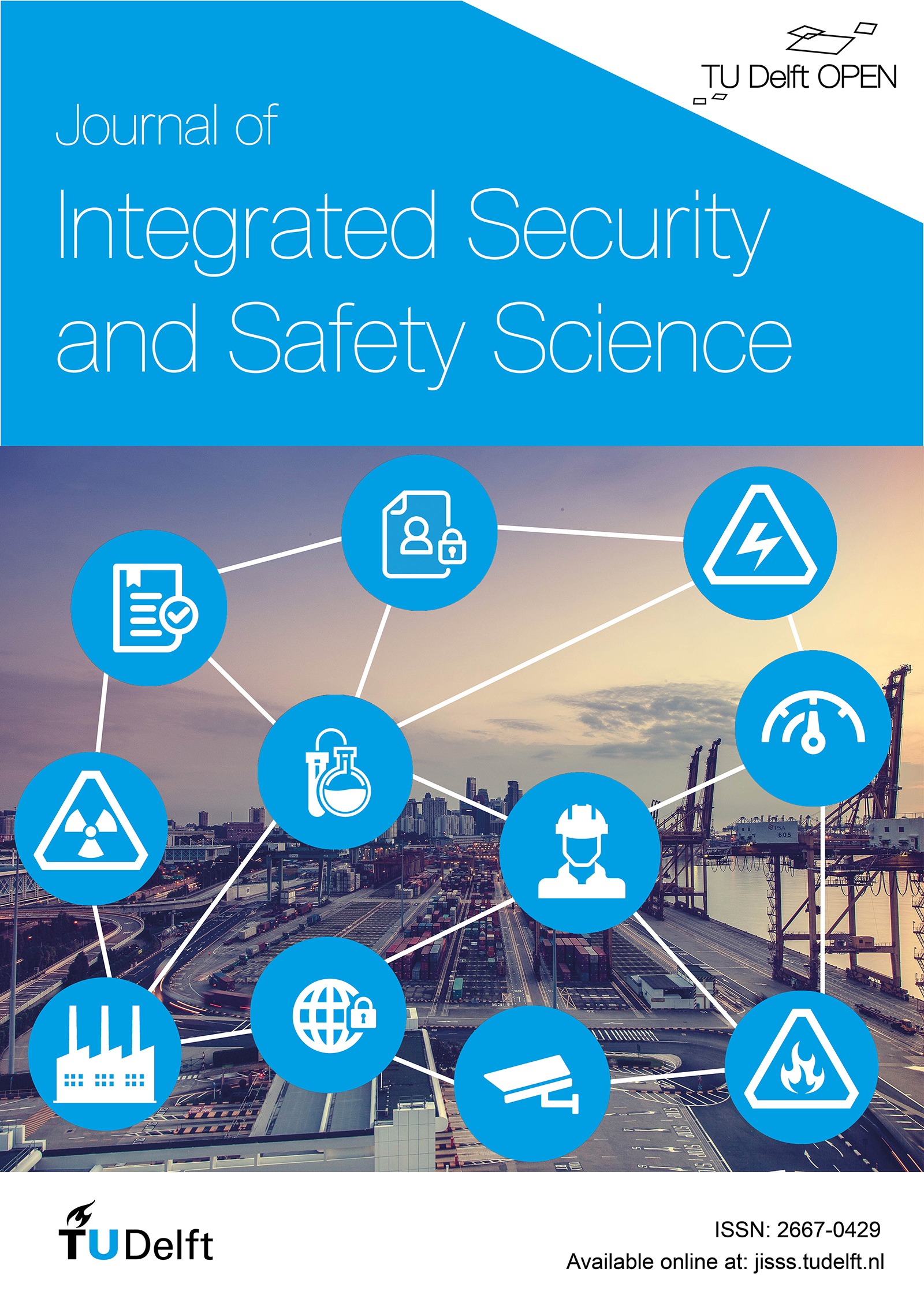 Image of the Journal of Integrated Security Science