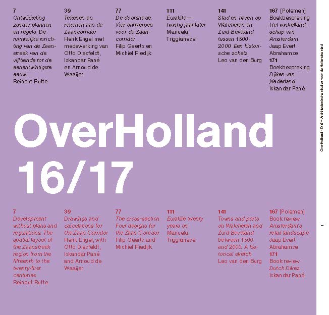 overholland cover