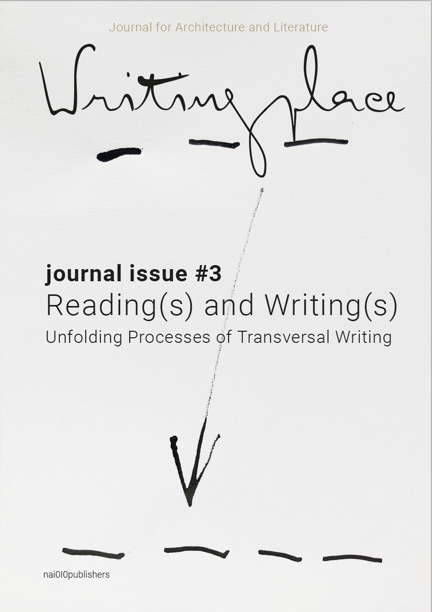 View No. 3 (2019): Reading(s) and Writing(s). Unfolding Processes of Transversal Writing