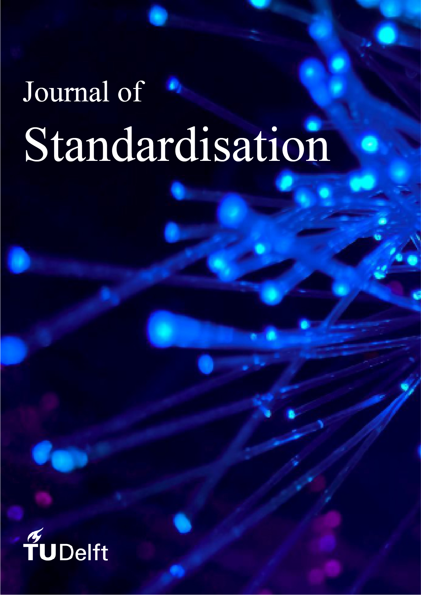 image of the cover of the Journal of Standardisation
