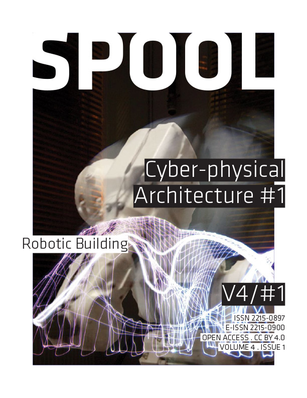 View Vol. 4 No. 1: Cyber-physical Architecture #1