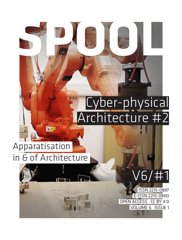 View Vol. 6 No. 1: Cyber-physical Architecture #2