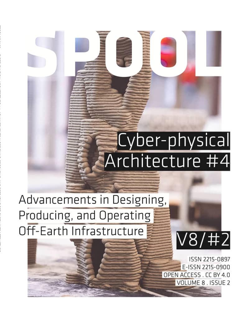 View Vol. 8 No. 2: Cyber-physical Architecture #4