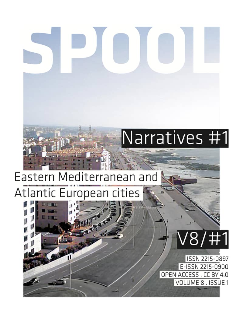 cover Spool issue volume 8 number 1