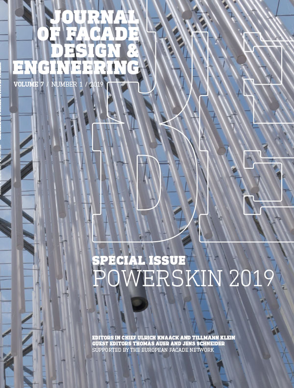 View Vol. 7 No. 1 (2019): Special Issue Powerskin 2019