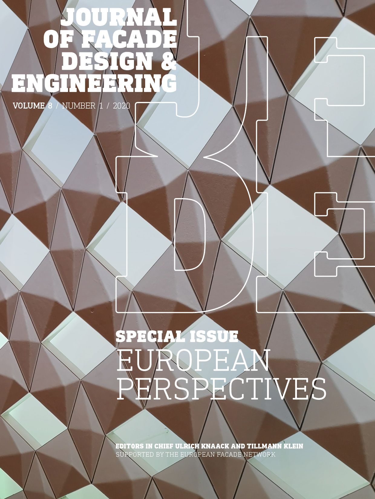 View Vol. 8 No. 1 (2020): Special Issue: European Perspectives